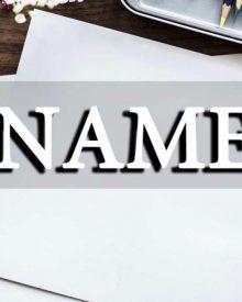 First name là gì ? Last name là gì ?